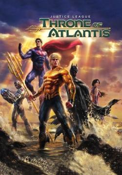 Justice League: Throne of Atlantis